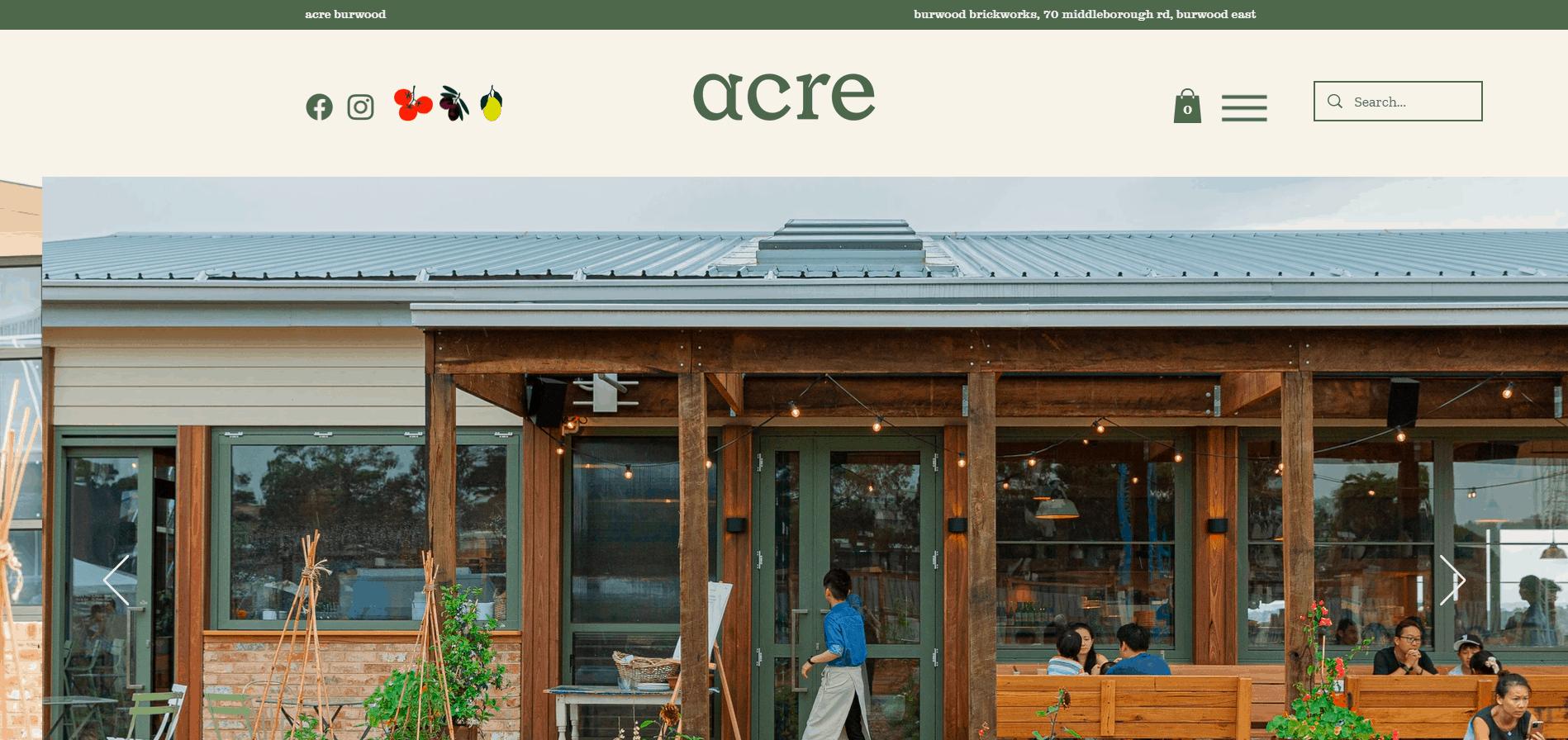 Acre Farm Eatery