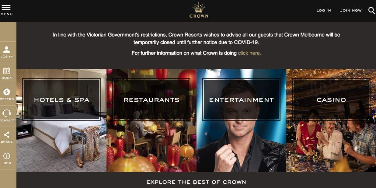 crown hotels and accommodation burwoodmelbourne
