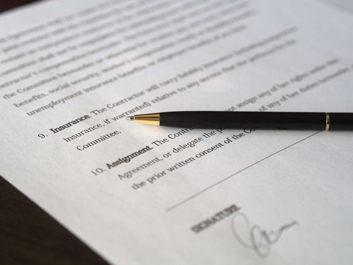 How To Create A Wedding Photography Contract 1