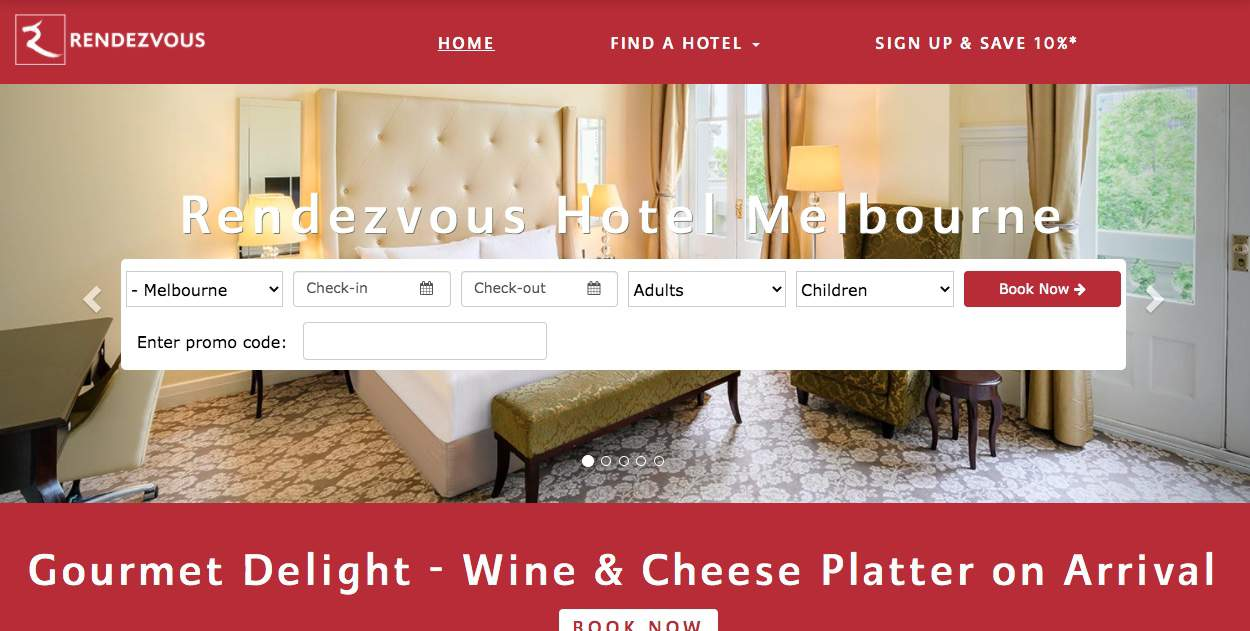 rendezvous hotels accommodation and hotel burwood melbourne