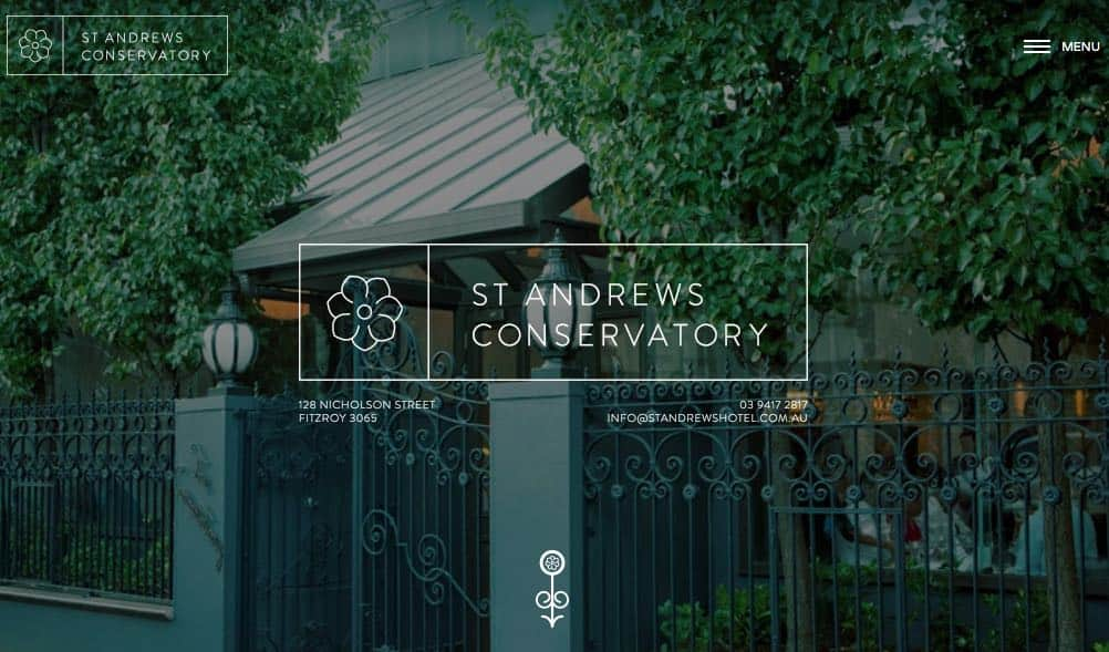 st andrews conservatory accommodation and hotel burwood melbourne