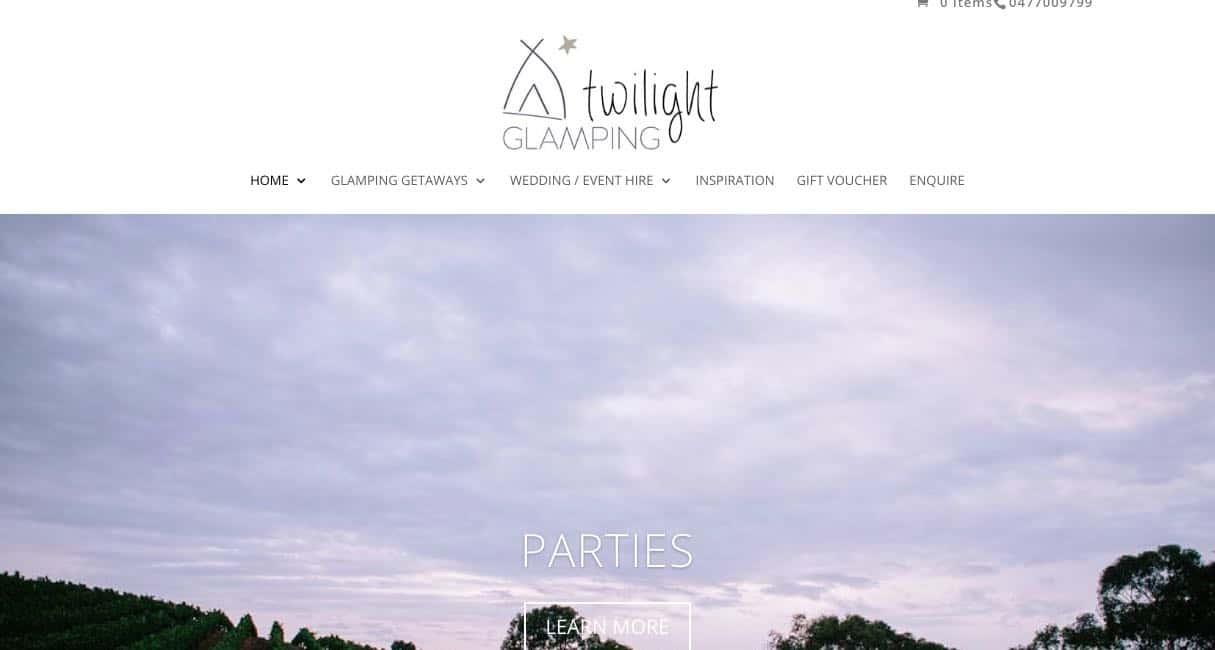 twilight glamping accommodation and hotel burwood melbourne