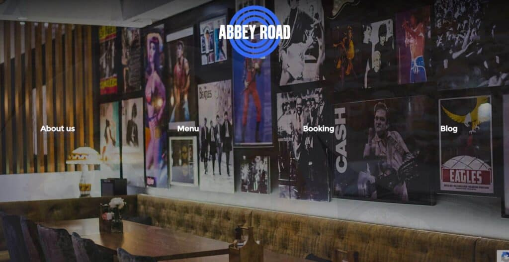 abbey road cafe