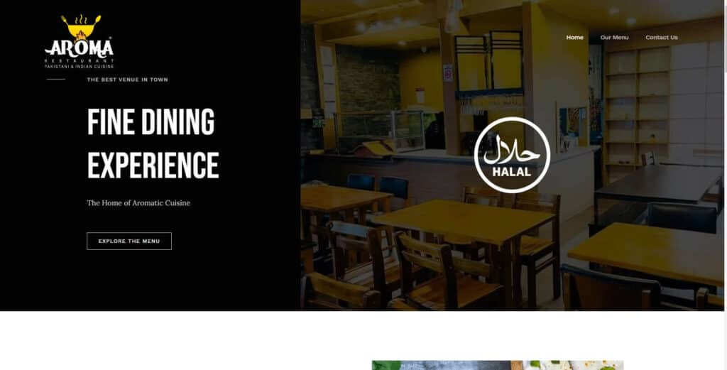 aroma grill house & meze