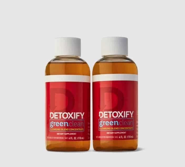 detoxify cleanse drink