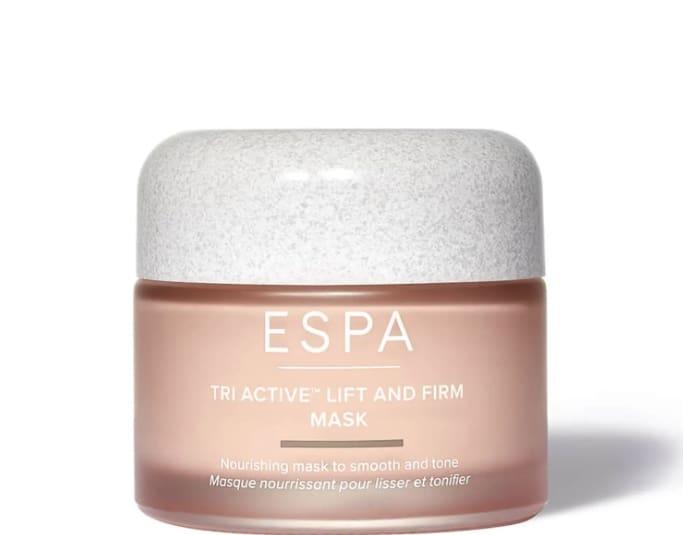 espa skin tightening face mask