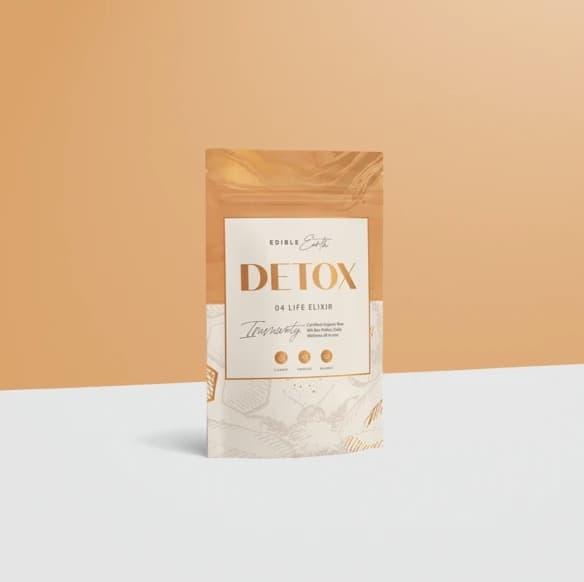 edible earth detox cleanse drink