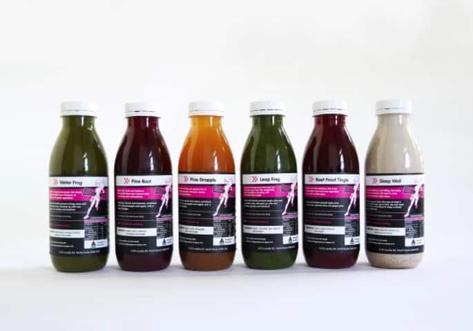 goddess blends detox cleanse drink
