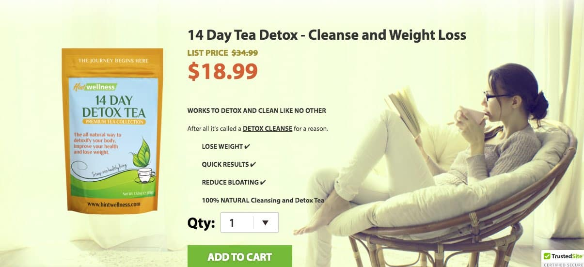 hint wellness Intermittent Fasting Cleanse Drink