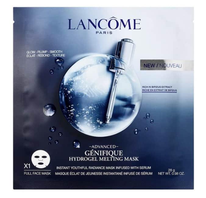 lancome skin tightening face mask