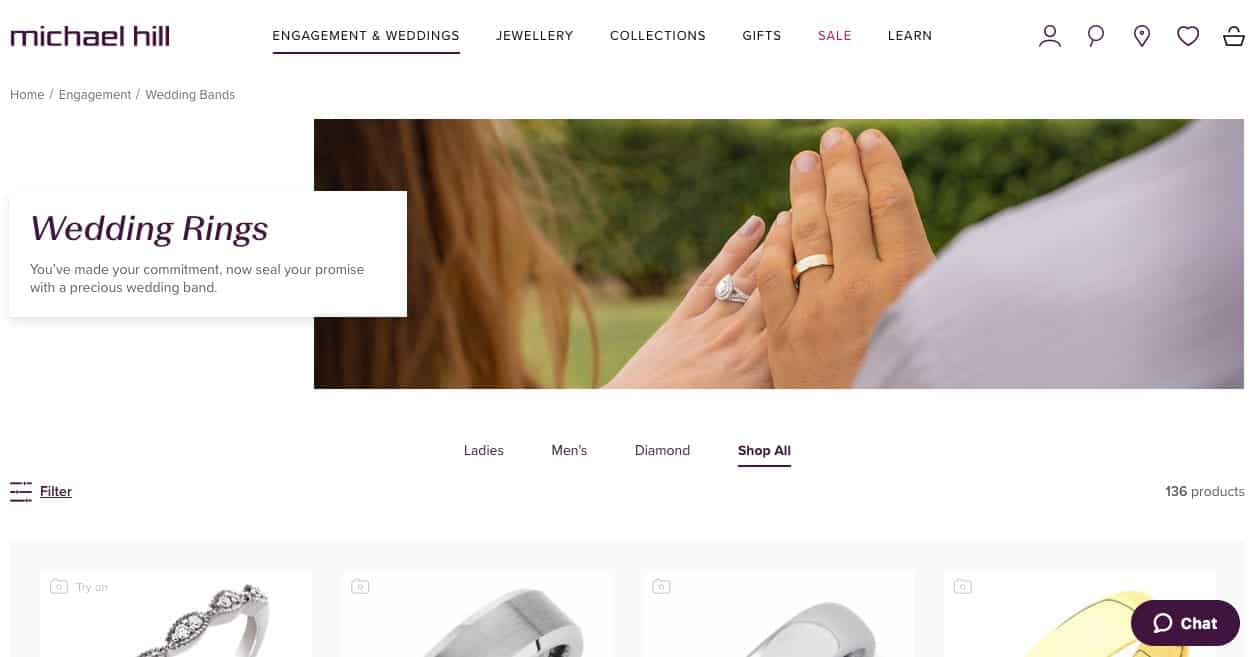 michael hill wedding and engagement rings new zealand