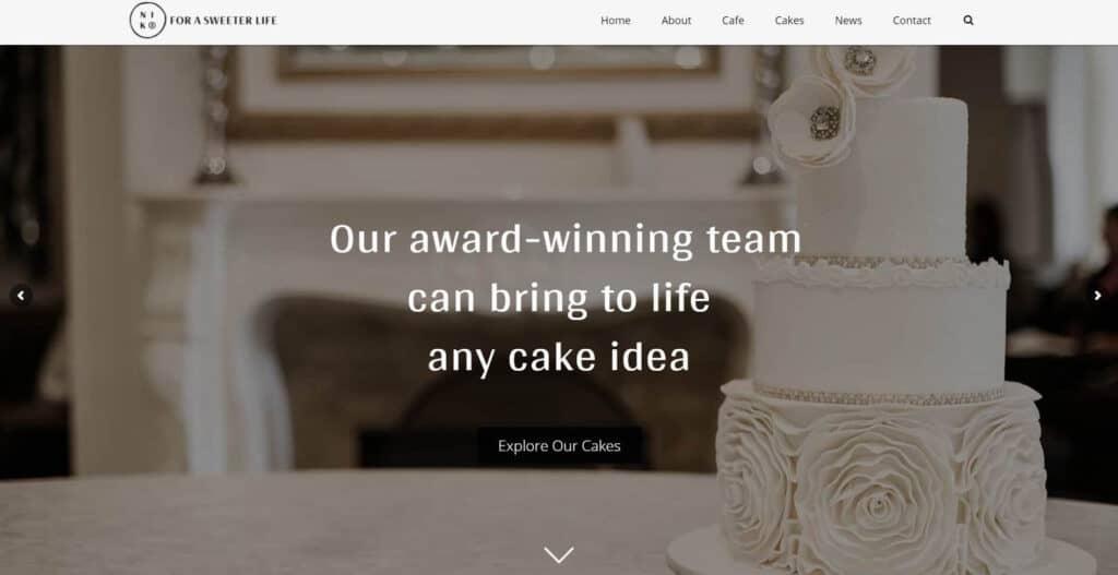 nikos cakes
