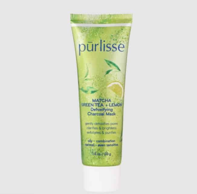 purlisse charcoal face mask