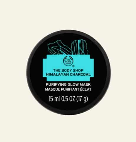 the body shop clay mud face masks