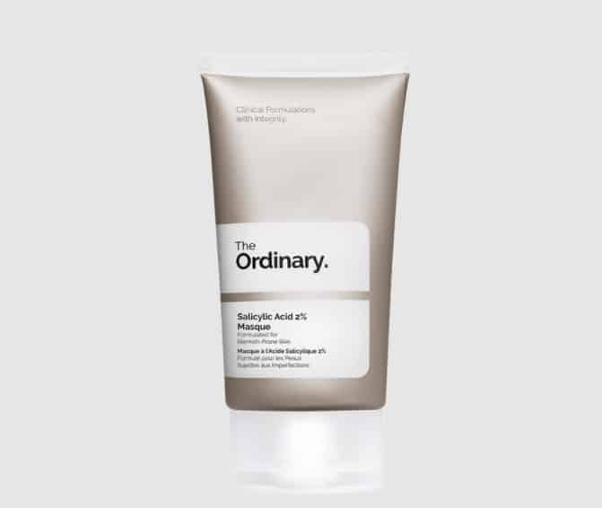 the ordinary charcoal face mask
