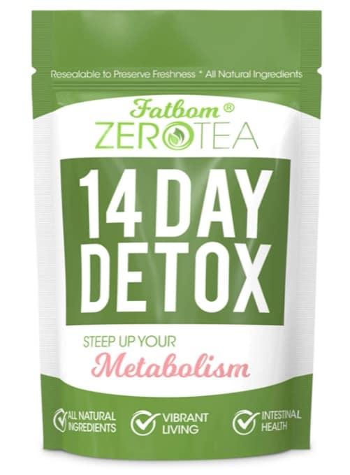 zero tea  Intermittent Fasting Cleanse Drink