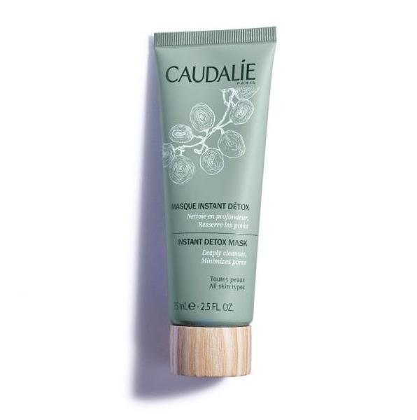 caudalie detoxifying face mask