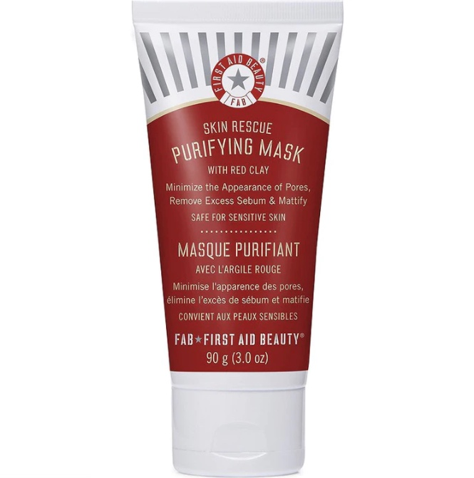 first aid beauty detoxifying face mask