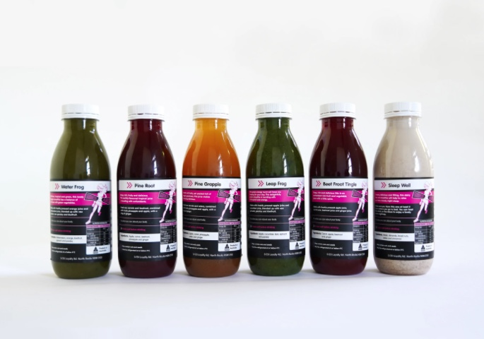 goddess blends  Intermittent Fasting Cleanse Drink
