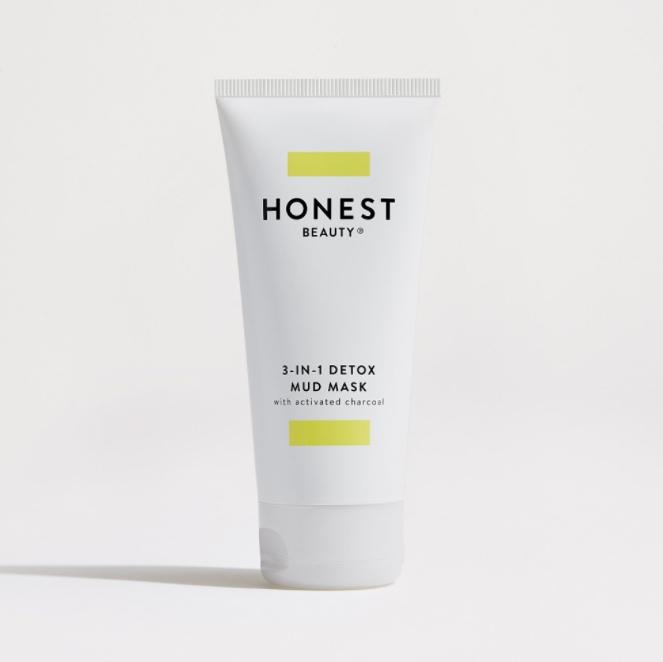 honest detoxifying face mask