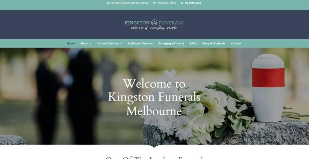 kingston funerals melbourne