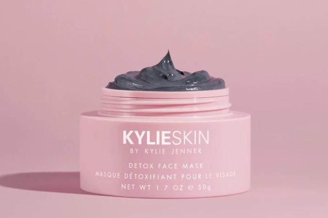 kylie skin detoxifying face mask