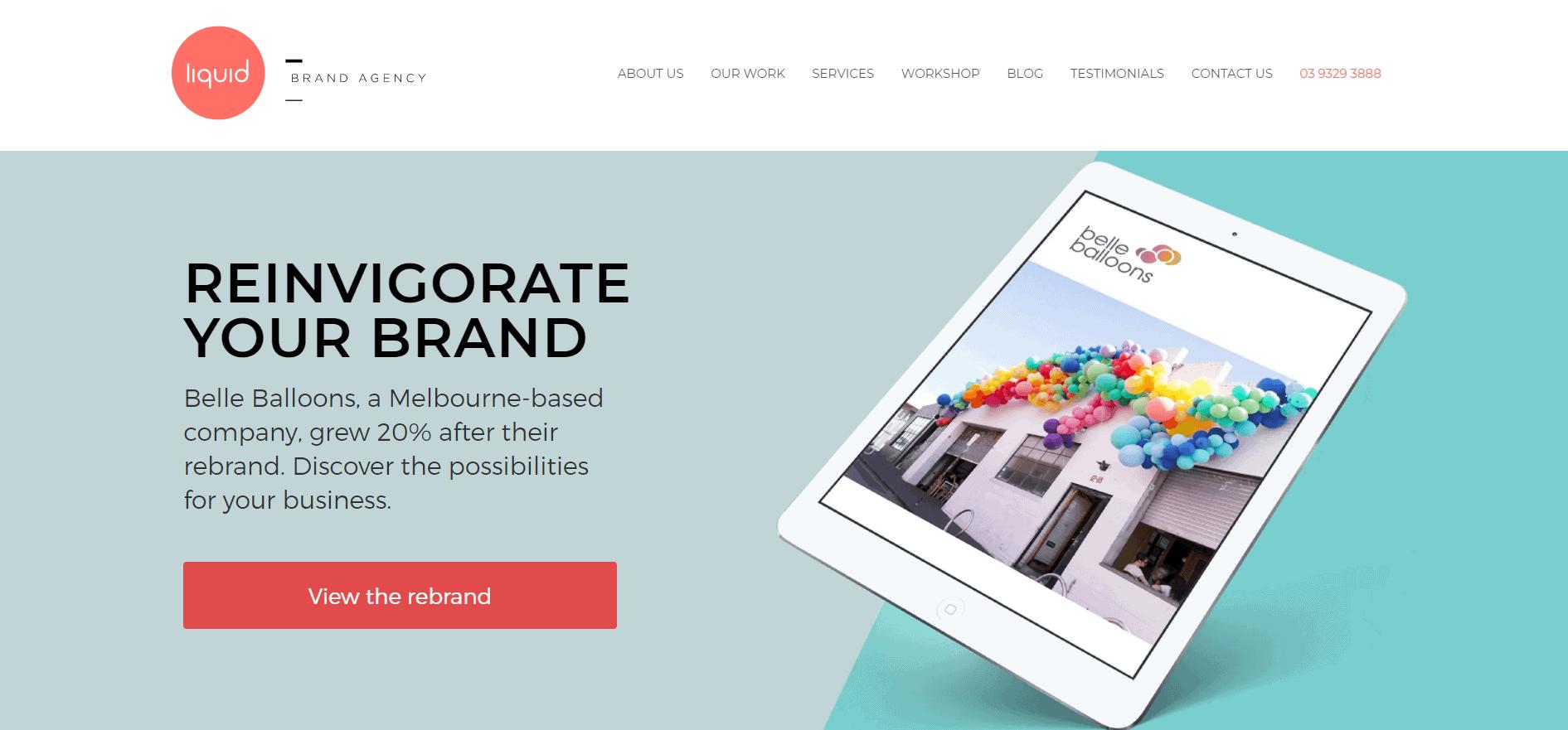 liquid brand agency