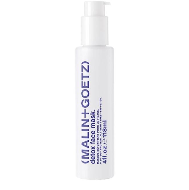 malin+goetz detoxifying face mask