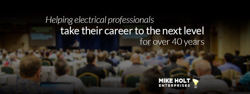 mike holt enterprises electrician training site