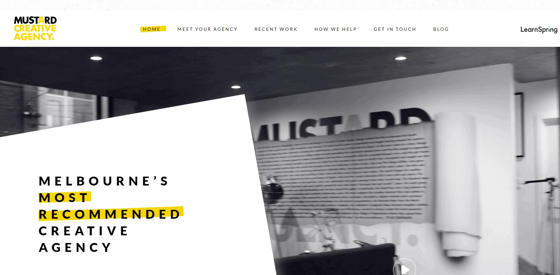 mustard creative agency