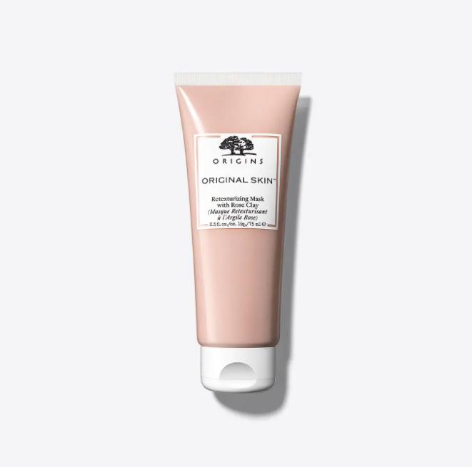 origins acne free detoxifying face mask
