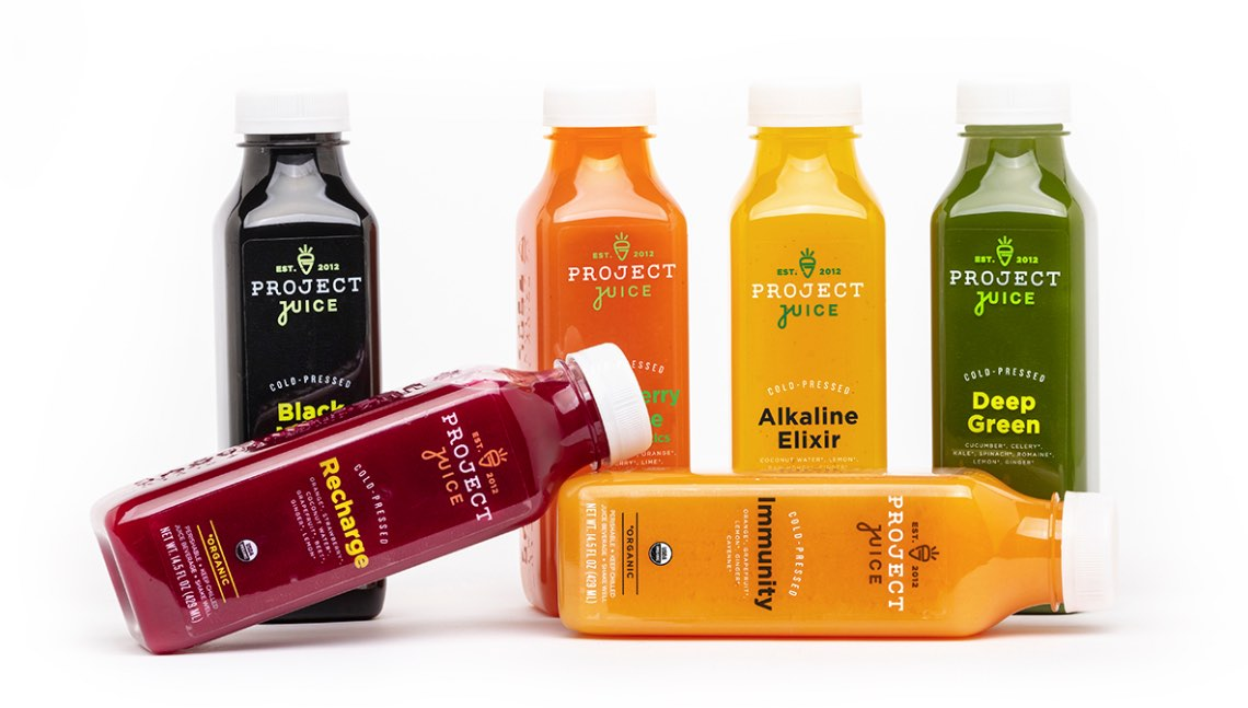 project juice  Intermittent Fasting Cleanse Drink