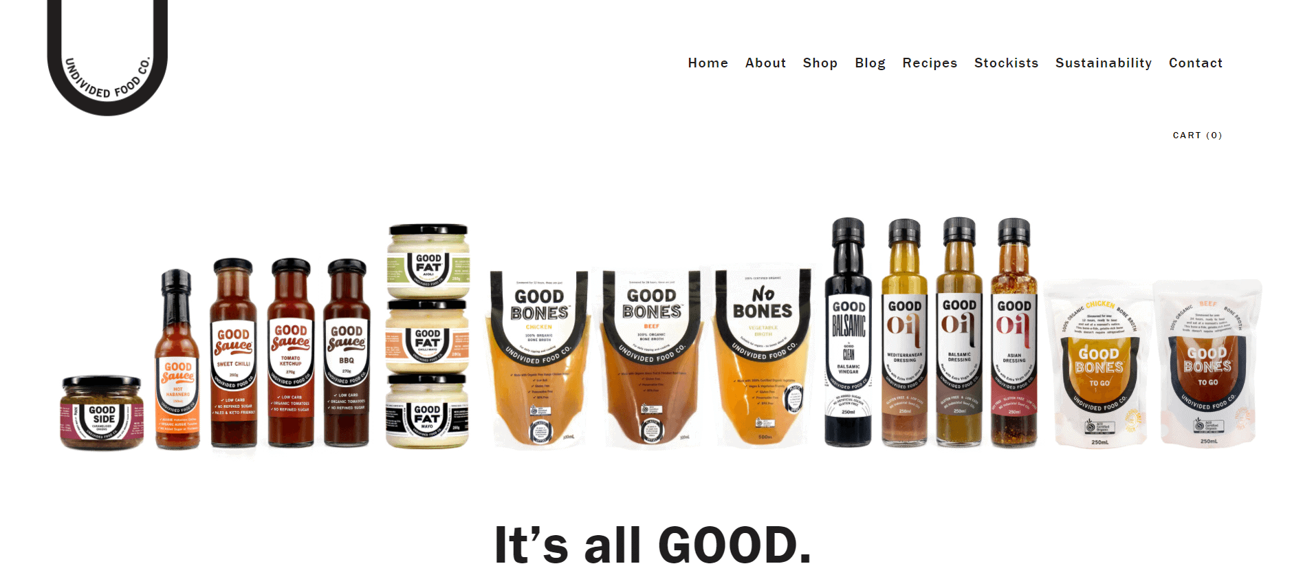 undivided food co.