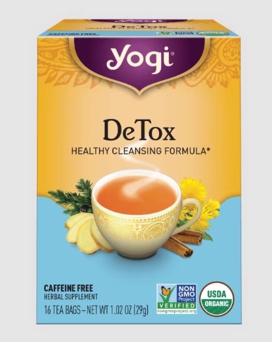 yogi  Intermittent Fasting Cleanse Drink
