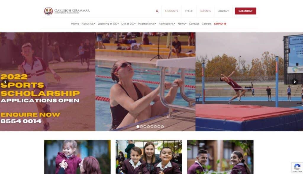 oakleigh grammar top private school in melbourne
