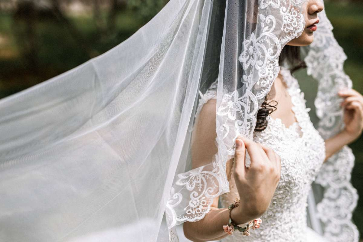 what does the veil mean in a wedding (2)