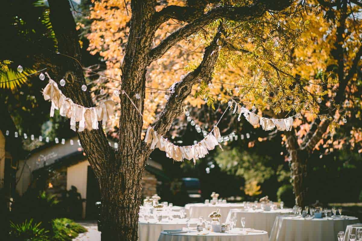 why should you have a backyard wedding