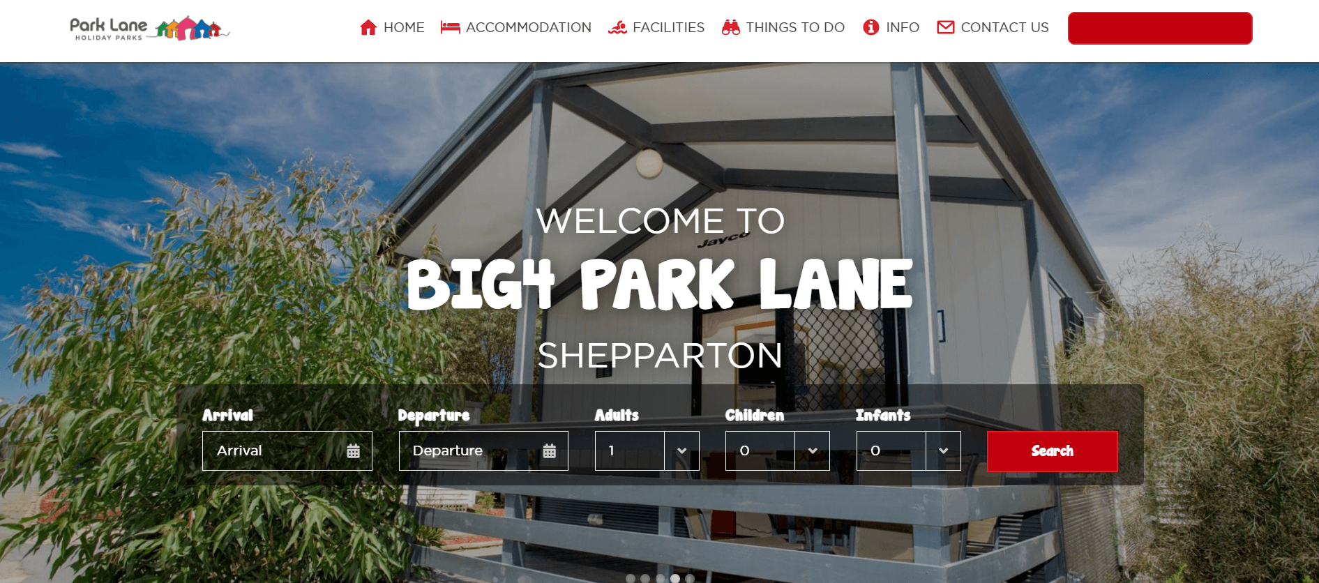 big4 shepparton park lane