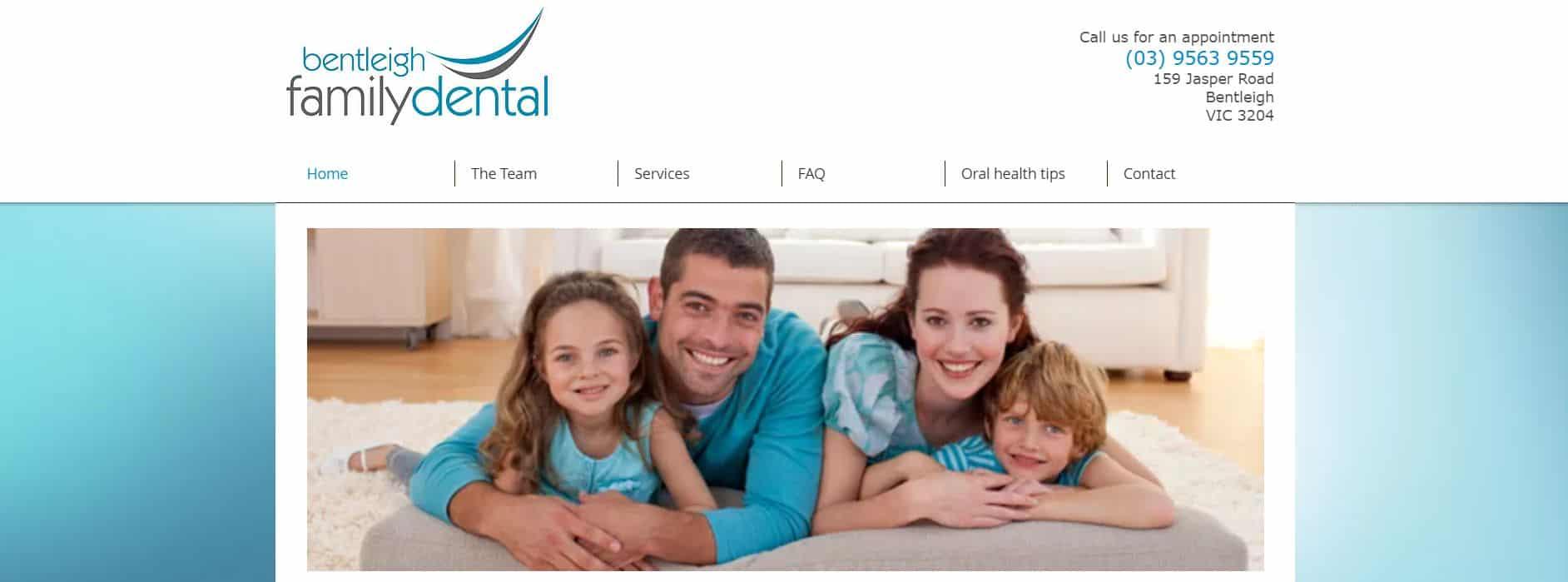 bentleigh family dental