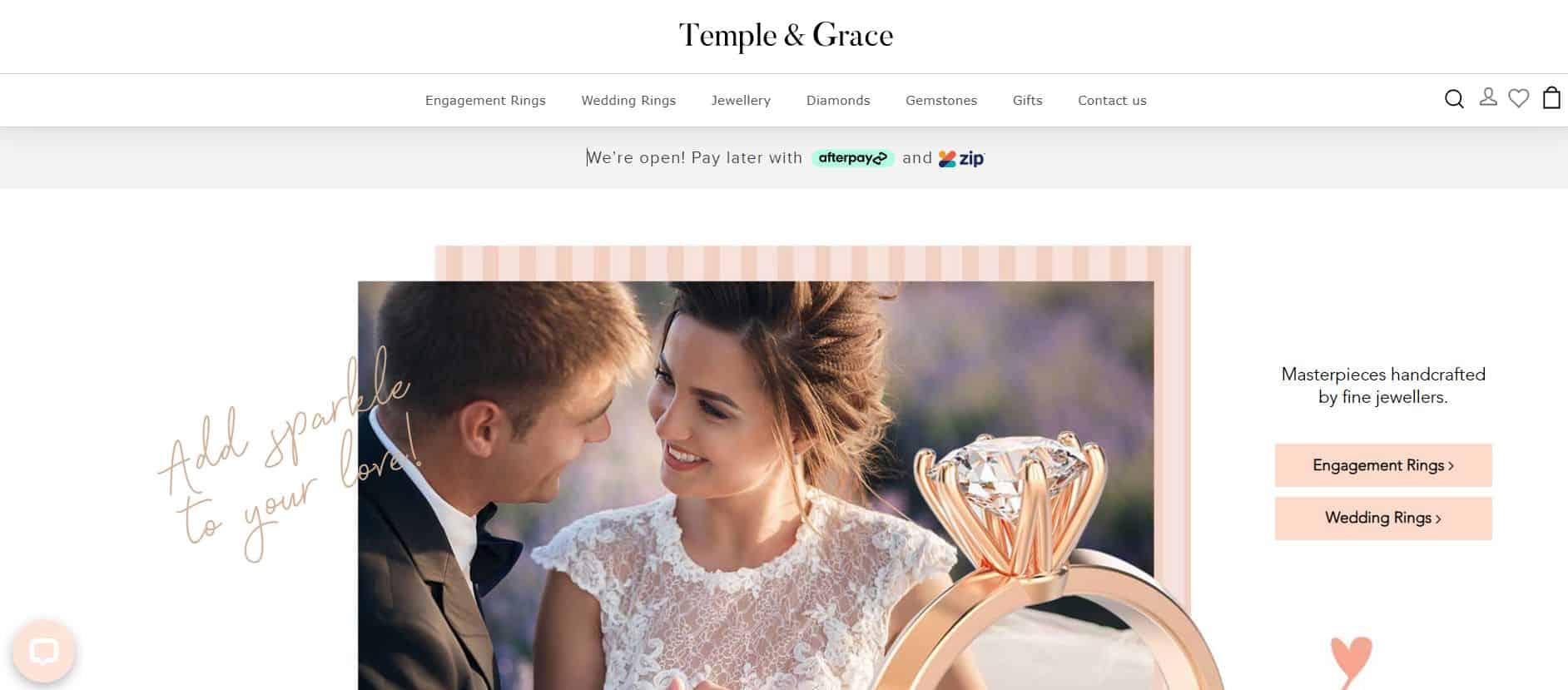temple & grace