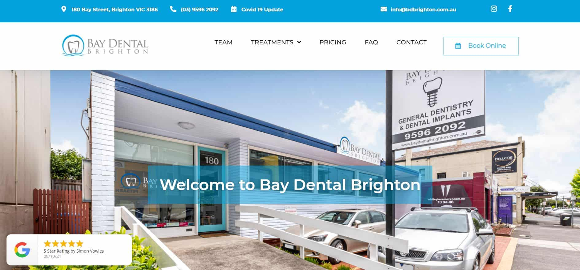 bay dental brighton